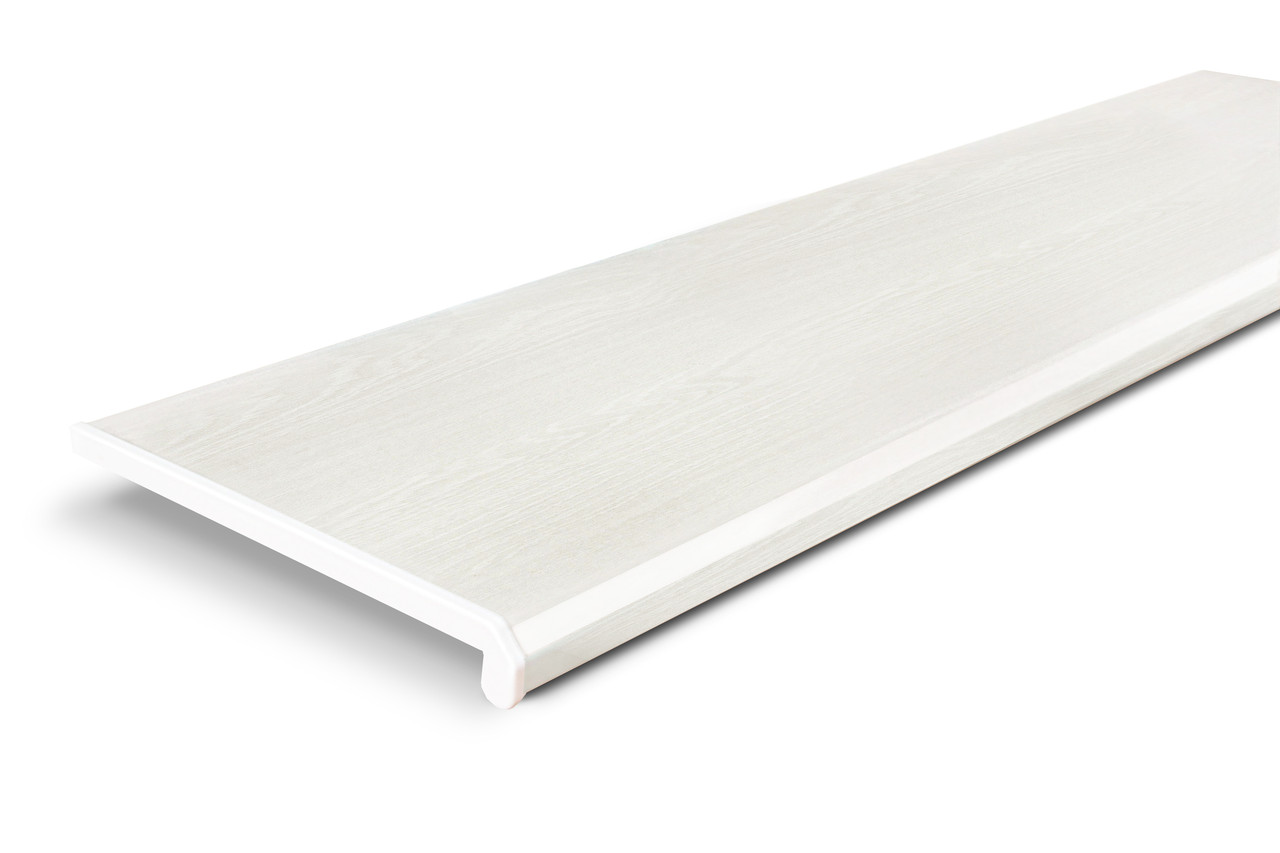 Подоконник Danke Premium белое дерево (Лалберо Бьянко) 400 мм