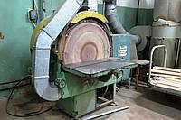 ШлДБ-5 б/у шлифовальный станок однодисковый бобинный 1988г., фото 1