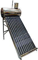 Солнечный вакуумный коллектор с баком -  SolarX-SXQG-150L-15