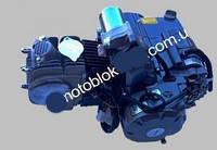 Двигатель Act/Del/Alpha-125CC - механика ТАТА