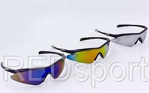 Очки спортивные солнцезащитные Oklay YL146 (пластик, акрил, цвета в ассортименте)
