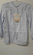 Туніка BoGi 0096, 92-98 блакитна