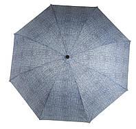 Женский симпатичный компактный прочный механический зонтик MARIO UMBRELLAS art. A077 голубой (101723)