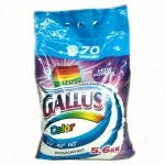 """Стиральный порошок для цветного """"GALLUS"""" 5.6 кг - порошок из Германии"""