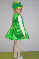 Новогодний карнавальный костюм лягушки