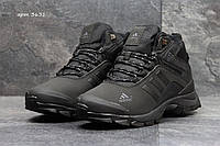 Зимние кроссовки Adidas Climaproof ,чёрно