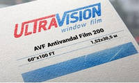 Защитная пленка для стекол Ultra Vision Antivandal 200