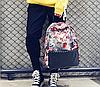 Женский рюкзак с ярким принтом, фото 6