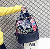 Женский рюкзак с ярким принтом, фото 2