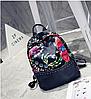 Женский рюкзак с ярким принтом, фото 7