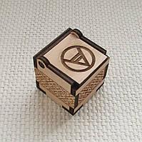 Подарочная коробочка Символ Велеса