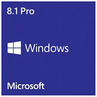 Microsoft Windows 8.1 Pro 32-bit/64-bit Russian DVD BOX (FQC-07350) поврежденна упаковка!