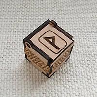 Подарочная коробочка Вуньо (руна радости)