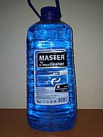 Омыватель стекла летний Мaster cleaner, Морской бриз 4л.