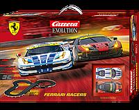 Набор машинок Carrera Evolution Ferrari Racers (25222)