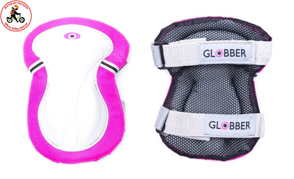 Комплект защиты GLOBBER (наколенники, налокотники, перчатки)