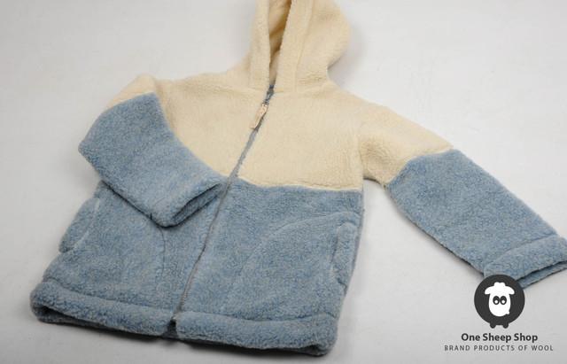 Теплые детские курточки