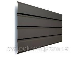 Металлическая фасадная панель Комплект