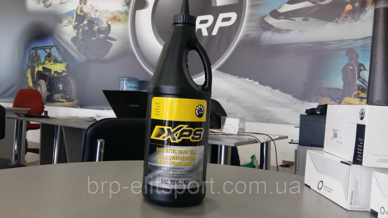 Масло 4-тактное XPS Synthetic blend oil 75W-140