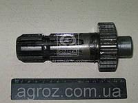 Хвостовик МТЗ 8 шлиц ВОМ нового образца (пр-во БЗТДиА) 80-4202019-Б
