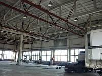 Реконструкция промышленных предприятий