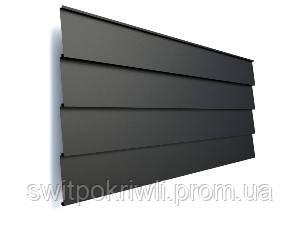 Металлическая фасадная панель Прованс