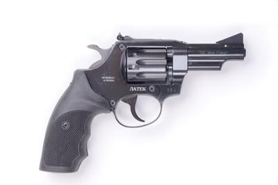 Револьвер Флобера Safari РФ-431 пластик