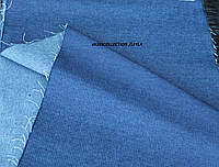 Джинс плотный и стрейч (синий)