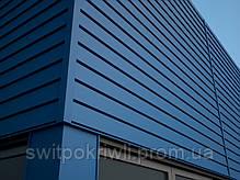 Металлическая фасадная панель Стрейт, фото 2