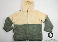 Толстовка на овчине, теплый батник мужской, зимняя теплая одежда