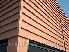 Металлическая фасадная панель Элегант, фото 3