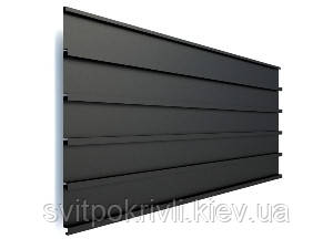 Металлическая фасадная панель Элегант