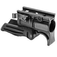 FFGS-1 Рукоятка передняя FAB Defense складная с креплением для фонарей 2,54 см