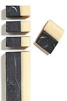 Натуральное Мыло Ручной Работы Чистотел Black and White 100 г (1.001)