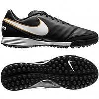 Cороконожки футбольные Nike Tiempo Genio II TF 819216-010, фото 1