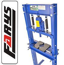 Пресс гидравлический 12 тонн Farys S