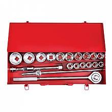 Набор инструмента 20 ед. INTERTOOL ET-6024 MG