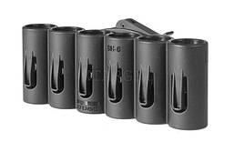 SH6 Патронташ FAB Defense на 6 патронов 20 кал. Цвет - черный,на планку Пикатинни