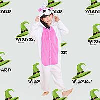 Кигуруми детский Единорог (белый) 120