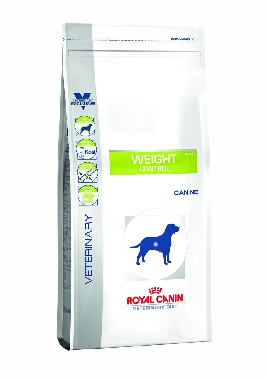 Royal Canin WEIGHT CONTROL - программа контроля избыточного веса, стадия 2   14кг