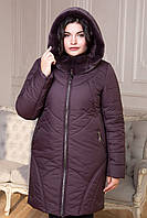 Женская зимняя куртка размеры 52-62 SV 1223