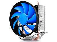 Процессор (кулер) для Deepcool GAMMAXX 200T (LGA 1150/1151/1155/1156/775, AM4/AM3+/AM3/AM2+/AM2/FM2+/FM2/FM1)