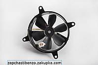 Вентилятор радиатора   4T CH250   в сборе с кожухом