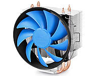 Вентилятор (кулер) для процессора Deepcool GAMMAXX 300 (LGA 1151/1366/1155/1156/1150/775, AM4/AM3/AM2/FM1/FM2)