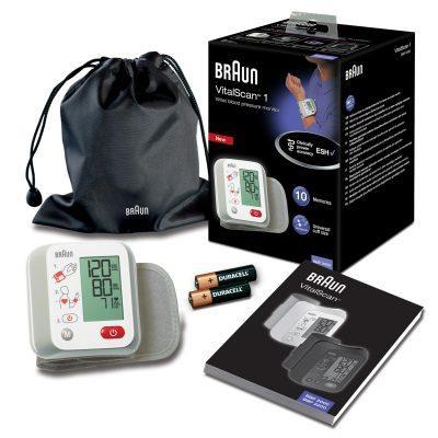 Тонометр на запястье Braun VitalScan BBP 2000 WE