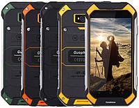"Смартфон Land Rover Guophone V19 (Discovery), 2/16Gb, 13/5Мп, 4500mAh, IP68, GPS, 2sim, экран 4.5"" IPS, 4 ядра, фото 1"