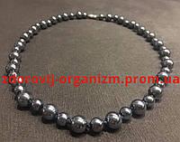 Ожерелье с турмалином и гематитом Вековой Восток