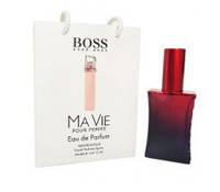 Женская парфюмированная вода Hugo Boss Ma Vie Pour Femme - Travel Perfume 50ml