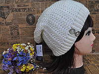 Молодежная шапка Косичка