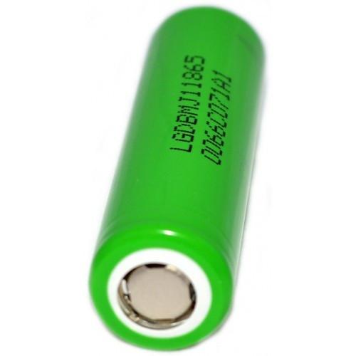 Li-ion аккумулятор LG INR18650MJ1 3500 mAh 3,7V без защиты (промышленный) с током разряда до 20A.